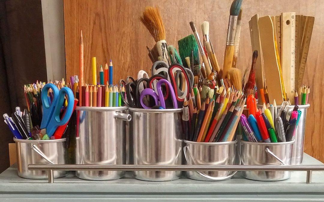 Organizing Children's Spaces